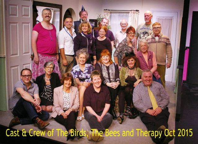The Birds The Bees and Therapy 2015
