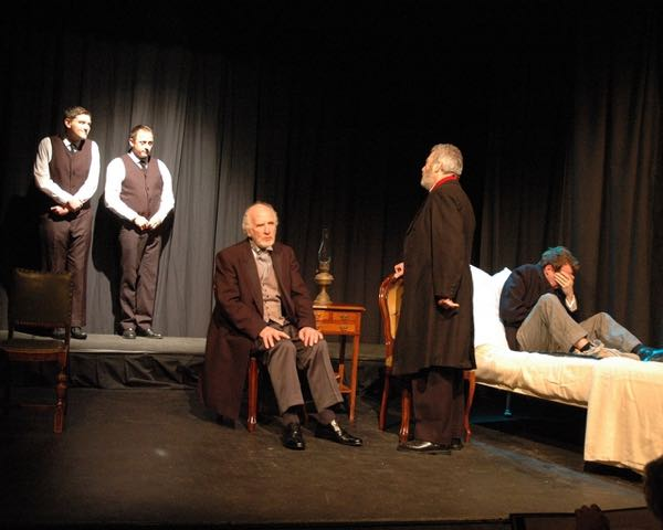The Elephant Man 2014